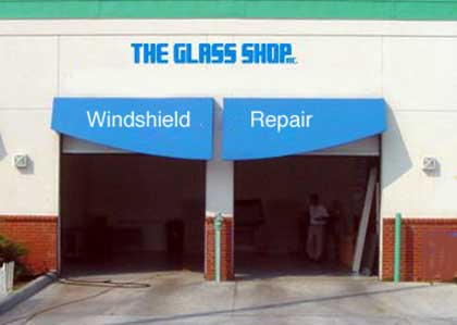 The Glass Shop Windshield Repair